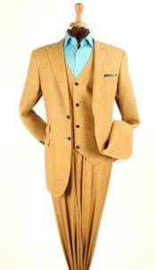 Mens Three Piece 100%