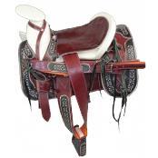SKU#AC-390 Charro Style Western
