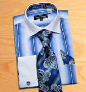 Uomo Blue / White