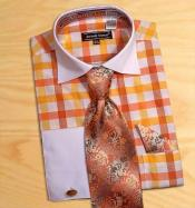 Uomo Gold / Orange