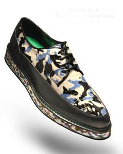 Angelino-Raul-Blue-Shoes $125