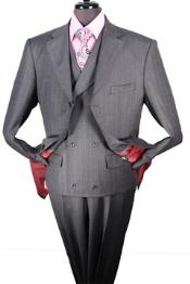 Super 140 Wool Suit