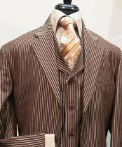 SKU#AC-754 Mens Suit Three