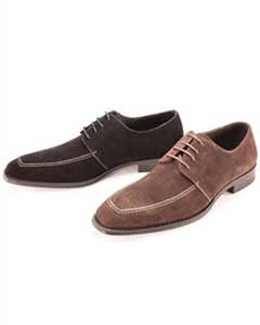 Dress Shoes BlackChocolate Brown