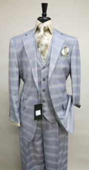 Mens Two Button Single