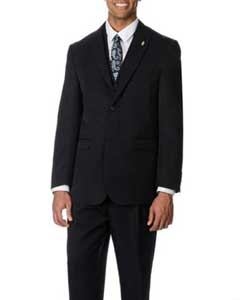 Two Button Peak Lapel