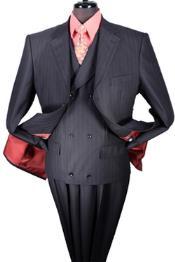 Super 140 Wool Suit