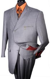 Wool Blend Fashion Suit