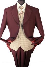 Super 150 Wool Suit