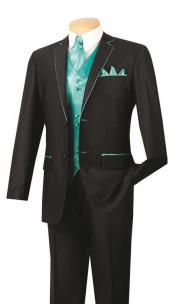 Tuxedo & Formal Black