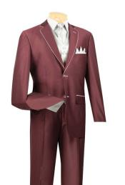 Suit Two Button Single