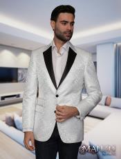 Mens Satin Shiny Tuxedo