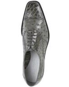Onesto II Ostrich/Crocodile Shoes