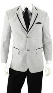 3 button Vested Mens