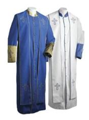 Robe 2 Royal/White $125