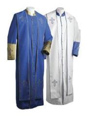 Robe 2 Royal/White $109