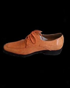 Peach Dress Shoes