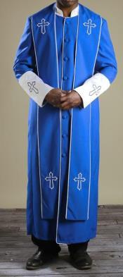 Clergy Robe Full Length