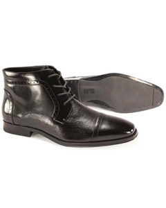 Leather Dress Boots Oxfords