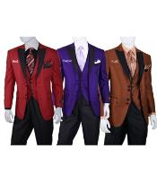 Purple or Red or