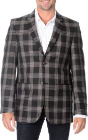 Blu Martini Plaid Sport