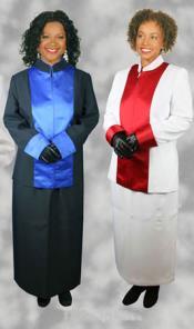 2 Piece Fashion Clergy