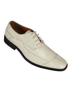 Milano Moda Oxfords Faux