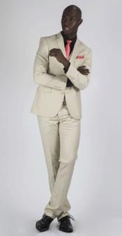 Sand 3 Piece suit