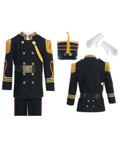 Boys Uniform Costume