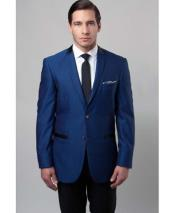 Sku Jm2828 Mens Black Tailcoat With Matching Formal Trousers