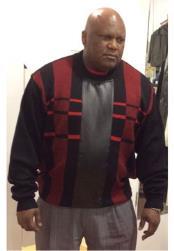 Bagazio Black/Red Long Sleeve