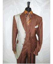 Vested Tan Rust 2