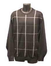 Black Crew Neck Sweaters