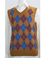 Light Weight Sweater Vest