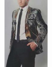 Camo Tuxedo