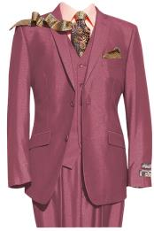 3 Piece & Vested Suits