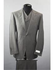 Silk & Wool Suit