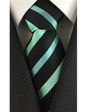Classic Necktie Black with