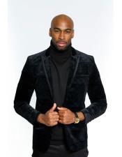 Paisley Fashion Suit