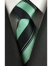 Regular Necktie Black with