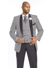 1 (Single) Button Suits