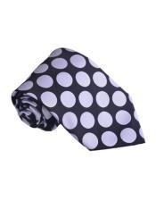 Polka Dot Design Tie