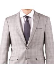 Buy Online Instead of Rental Slim Fit Groom & Groomsmen Suits Wedding