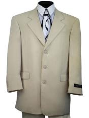 2pc Cream zoot Suit and Pants