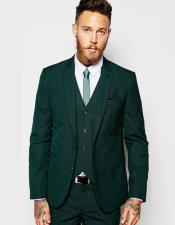 Fit Notch Lapel Hunter
