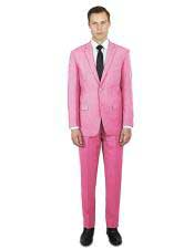 Pink Festive Formal Style Best Stylish Affordable Suit