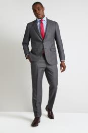 Two Button Notch Lapel