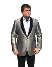 Mens Gray Cheap Priced Fashion big and tall Sport coats