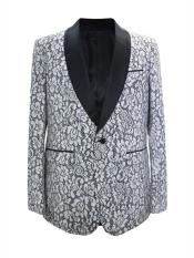 Mens White big and tall Plus Size Cheap Priced Fashion Sport coats