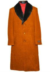 And Tall Overcoat Topcoat